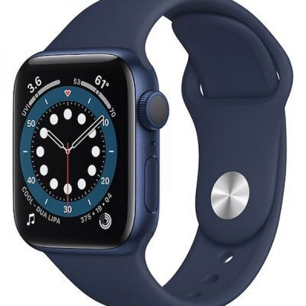 APPLE WATCH 6 - 44MM - GPS - BLUE CASE (M00J3)
